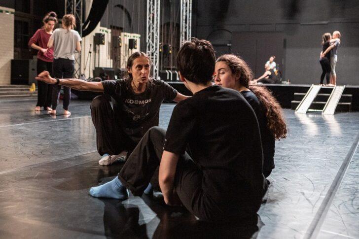 Zdjęcie: Taniec i niepełnosprawność 2021
