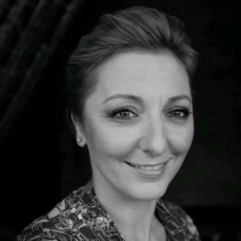 Zdjęcie: dr hab. Aleksandra Dziurosz, prof. ucz.