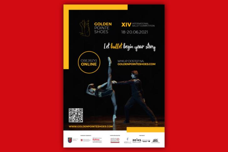 Zdjęcie: Wyjątkowa rywalizacja dla młodych tancerzy – ruszył nabór do Golden Pointe Shoes