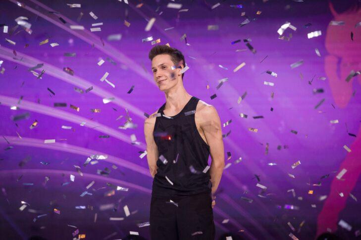 """Zdjęcie: Artem Rybalchenko zwycięzcą konkursu """"Młody Tancerz Roku 2021"""""""