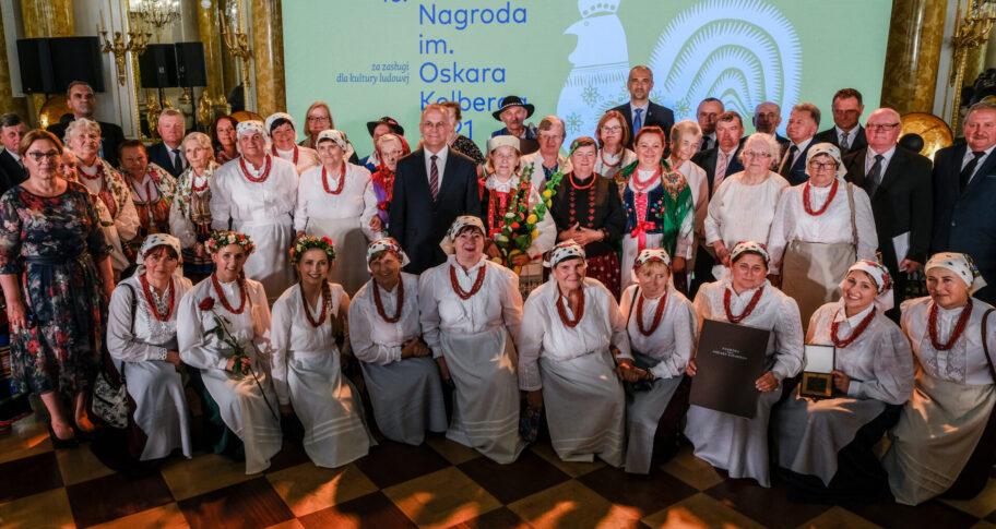 Zdjęcie: Po raz 46. zostały wręczone Nagrody im. Oskara Kolberga