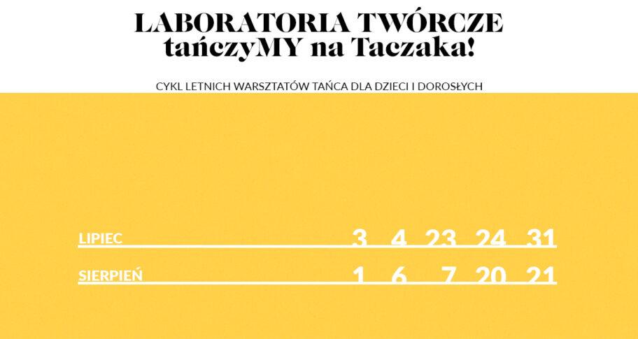 Zdjęcie: Warsztaty Gaga | Polska Sieć Tańca