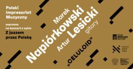 Zdjęcie: Z jazzem przez Polskę   Marek Napiórkowski, Artur Lesicki