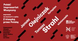 Zdjęcie: Z klasyką przez Polskę | Janusz Olejniczak, Tomasz Strahl