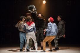 Zdjęcie: Plateau   Polski Teatr Tańca, Poznań