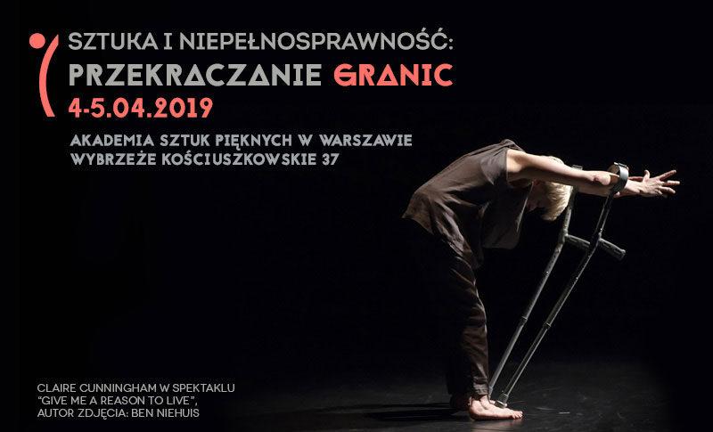 Zdjęcie: Sztuka i Niepełnosprawność: Przekraczanie granic | Program konferencji
