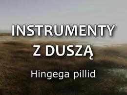 """Zdjęcie: """"Instruments with Soul"""" – Kannel"""