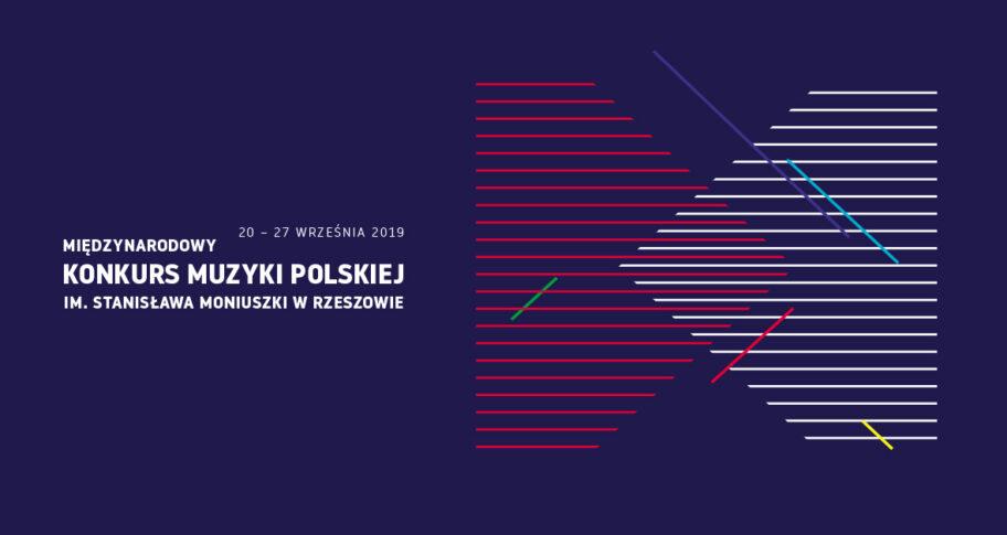 Zdjęcie: Międzynarodowy Konkurs Muzyki Polskiej im. Stanisława Moniuszki w Rzeszowie (20-27 września 2019)