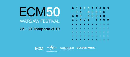 Zdjęcie: ECM50 Warsaw Festival