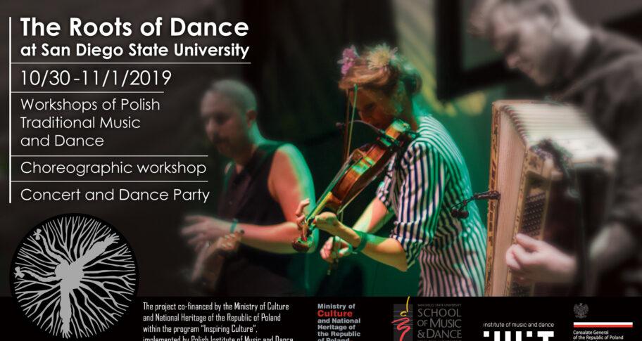 Zdjęcie: The Roots of Dance / Korzenie tańca
