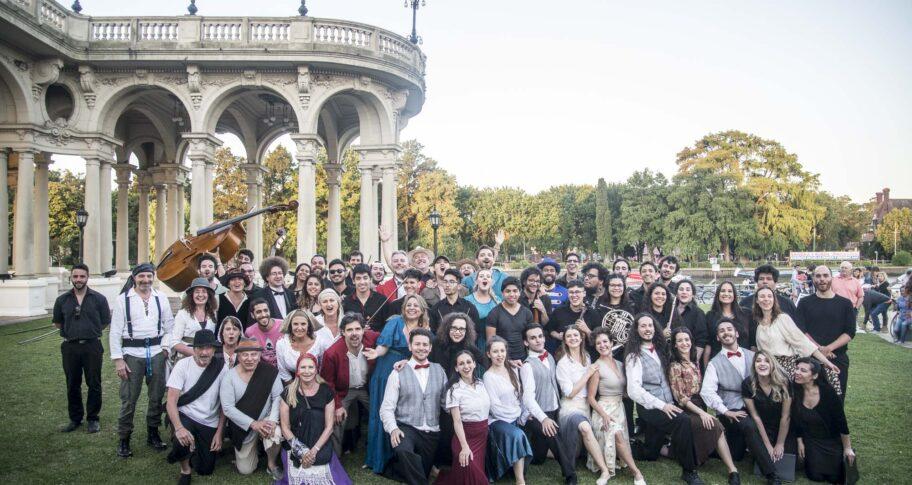 Zdjęcie: Festival Opera Tigre w Argentynie
