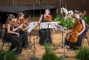 """Zdjęcie: """"Scena dla Muzyki Polskiej"""" – koncert Ãtma Quartet w Filharmonii Narodowej"""