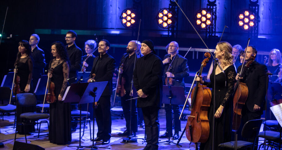 Zdjęcie: Koncerty AUKSO pod dyrekcją Marka Mosia podczas Forum Ekonomicznego 2020