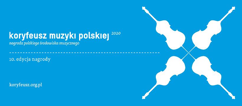Zdjęcie: Znamy nominowanych do nagrody Koryfeusz Muzyki Polskiej 2020