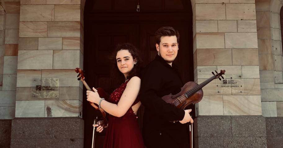 Zdjęcie: Koncert Polish Violin Duo | Scena dla muzyki polskiej