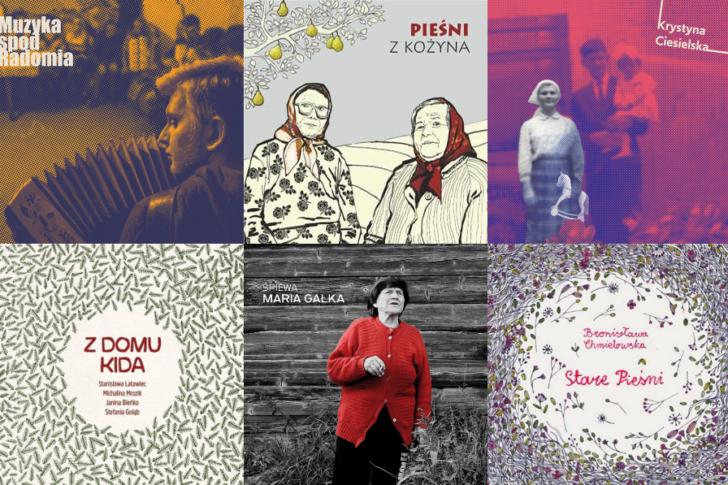 Zdjęcie: Muzyka tradycyjna na sześciu płytach znów dostępna